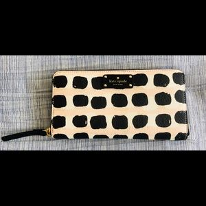 NEW WITH TAG Kate Spade Ned's Grove wallet
